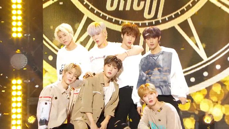 Show music core - Bảng xếp hạng KPOP của MBC - Tập 19
