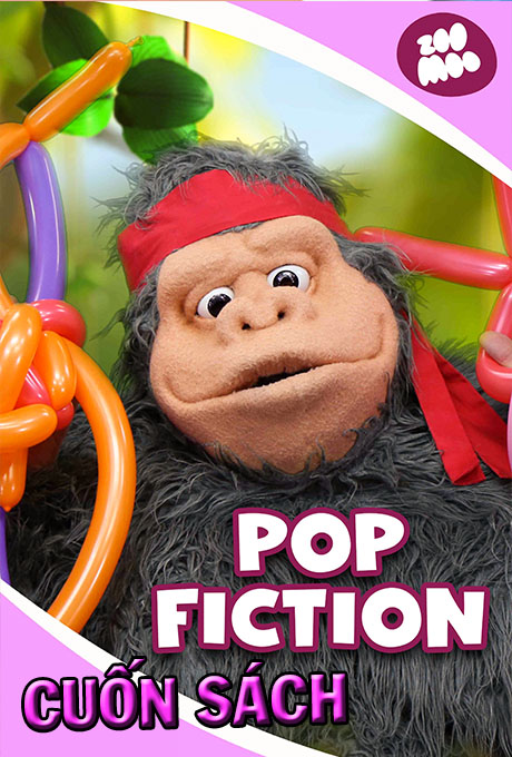 Cuốn Sách Pop Fiction