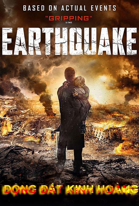 Động đất kinh hoàng
