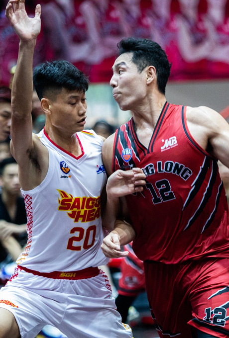 Điểm nhấn VBA 2019: Game 26 - Saigon Heat vs Thang Long Warriors