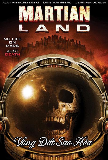 Vùng đất sao Hỏa