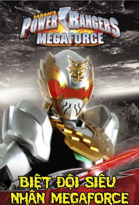 Biệt Đội Siêu Nhân Megaforce